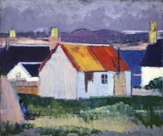 Scottish Paintings | Cadell and Iona − The Scottish Colourist Series: FCB Cadell ...