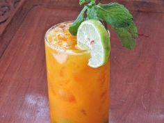 Mango Mojito ecipe - Mocktail Recipes