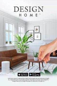 Classy Living Room, Living Room Decor Cozy, Room Decor Bedroom, Diy Room Decor, Home Room Design, Interior Design Living Room, House Design, Wall Design, 100m