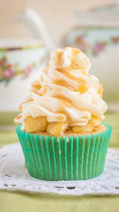 Gluten Free Apple Pie Cupcakes | Community Post: 15 Life Changing Cupcakes You Need To Make In 2016.