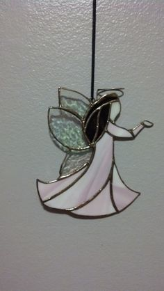 Stain glass angel for my granddaughter