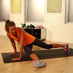 This One Ab Exercise Is a Triple Threat For Belly Flab - You can do anything for a minute! And the three-point plank is a worthy 60-second challenge to try. This plank variation works the abs from multiple angles, making it a great exercise for toning your middle. Get the skinny on the three-point plank, and then take our one-minute challenge!