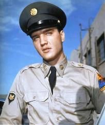 Elvis - Army , Free Shipping