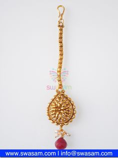 Indian Jewelry Store | Swasam.com: Tikka with Perls and White Stones - Tikka - Jewelry Shop to Buy The Best Indian Jewelry  http://www.swasam.com/jewelry/tikka/tikka-with-perls-and-white-stones-1511.html?___SID=U  #indianjewelry #indian #jewelry #tikka