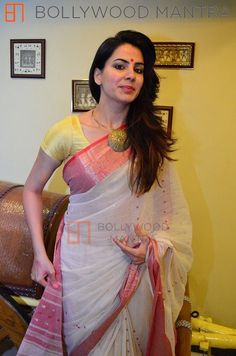 Kirti Kulhari | Press Conference of 'JAL' Movie #saree #sari #blouse #indian #outfit #shaadi #bridal #fashion #style #desi #designer #wedding #gorgeous #beautiful