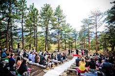 moraine park ampitheatre wedding | Rocky Mountain National Park Wild Wedding…