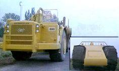 627 caterpillar scraper - Google Search Caterpillar Equipment, Heavy Equipment, Tractors, Retro, Trucks, Cats, Google Search, Wheels, Construction