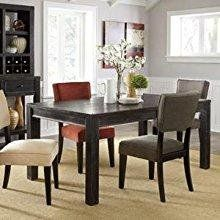 Tahoe Gathering Table With Trestle Base And Iron Support Stretcher By Liberty Furniture