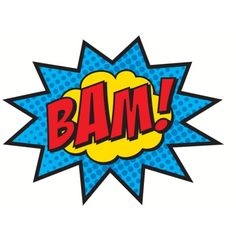 Superhero Party Signs Boom Pow Zap Bam Pop PC by BsquaredDesign Anniversaire Wonder Woman, Superhero Signs, Superhero Clipart, Superhero Class, Superhero Images, Super Heroine, Wonder Woman Party, Girls Party, Girl Sign