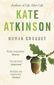 Amazon.co.uk : human croquet kate atkinson Susan Jameson, Good Books, Books To Read, Jackson, Case Histories, After Life, Book Review, Book Worms, Audio Books