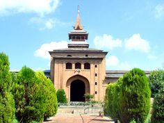 Jama Masjid Mosque, Srinagar, Kashmir, India