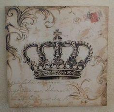 crown decor