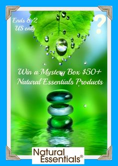 Mystery Box of Natural Bath & Body Products #Giveaway - http://chant3llo.com/mystery-box-of-natural-bath-body-products-giveaway/