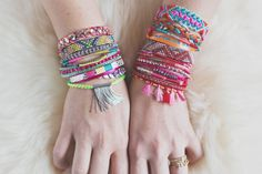 bracelets bresiliens aimantes hipanema paulinefashionblog.com  2 Christmas Giveaway #12 HIPANEMA