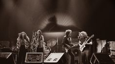 Jerry Garcia Band with John Kahn, Donna Jean Godchaux and Maria Muldaur at the Palladium in New York City on November 27th, 1977.