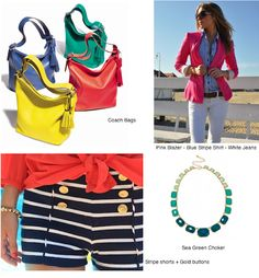 here i am LouLou: Fashion for the beach or the Polo? Http://www.hereiamloulou.com