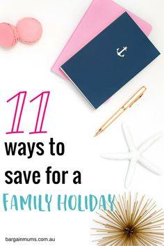 Family vacations can be expensive, but they are worth it for the memories. These 11 Ways to save for a family holiday will have you jetting off in to time. Saving Ideas, Money Saving Tips, Money Savers, Vacation Savings, Work Family, Financial Success, Tight Budget, Family Vacations, Family Travel