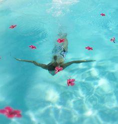 Beautiful water.