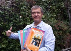 Author turned model Dave Spencer shows off the new edition of Gateway Edition which is out now. Exam Success, Learning For Life, Flipped Classroom, Skill Training, Student Motivation, Word Of The Day, Social Skills, Life Skills, English Language
