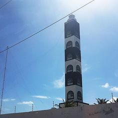Farol da Coroa do Meio, Aracaju, Sergipe