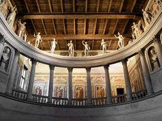 Sabbioneta - Teatro Olimpico