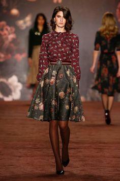 Lena Hoschek, Berlin Fashion Week, Herbst-/Winter-Mode 2016/17 - VOGUE