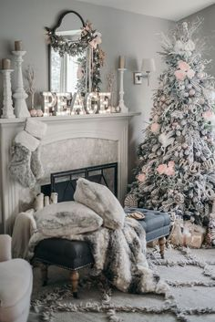 I would love this to be my home at Christmas .