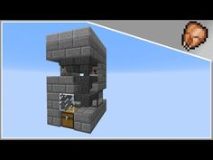 Minecraft Tutorial : 3x3 Automated Chicken Farm / Cooker (1.8)+ - YouTube