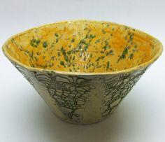 Ceramiczna misa - Słoneczna