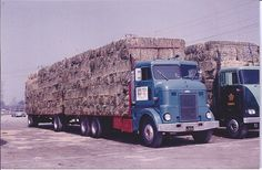 United Hay Peterbilt
