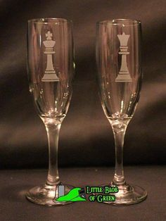 Engraved Champagne Sparkling Wine Toasting Flutes For Your Wedding Day Can Also Be Ordered Bride Or Groom And Personalized With Name