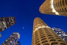 Marina Towers Chicago | Flickr: Intercambio de fotos