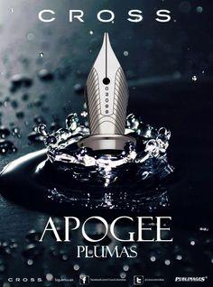 Apogee plumas. CROSS