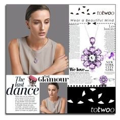 """TOTWOO contest"" by samirhabul ❤ liked on Polyvore featuring Zara, Anja and totwoo"