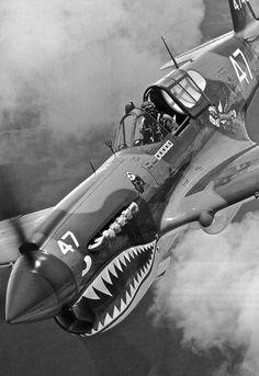 Socially Exceptional : Photo Aircraft - Aircraft art - Aircraft design - vintage Aircraft - Source A Ww2 Aircraft, Fighter Aircraft, Military Aircraft, Fighter Jets, Vespa Px 200, Photo Avion, Up Auto, Ww2 Planes, Nose Art