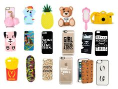 """18 Top Must Have IPhone cases . Part 1"" by pinkypopsx on Polyvore"