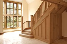 oak staircase - Google Search