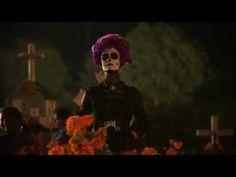 DIA DE LOS MUERTOS/DAY OF THE DEAD~Excelente! - DÍA DE MUERTOS 2015-Catrinas Tv Azteca - YouTube