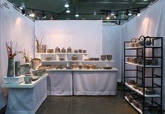 good elephant pottery display