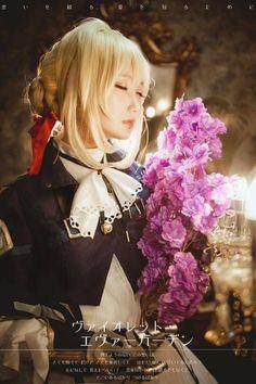 Violet Evergarden cosplay