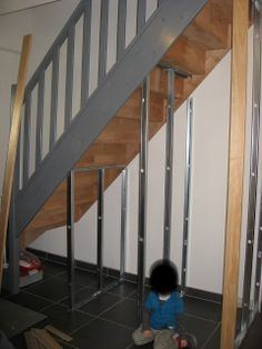 1000 ideas about am nagement sous escalier on pinterest for Meuble sous escalier