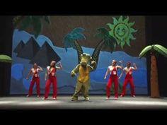 La Pandilla de Drilo- Drilo, el cocodrilo (versión original) - YouTube