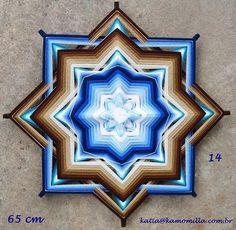 Mandala (65 cm)