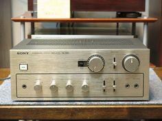 SONY TA-2650 Vintage Integrated amplifier transistor
