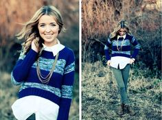 Sydney of TheDaybook. Shoes: Simply Vera Wang via Kohl's, Pants: F21, Top: c/o YesStyle, Sweater: Kohl's, Necklace: Kohl's.