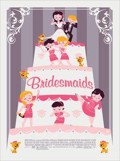 Bridesmaids by Dave Perillo