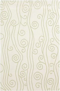Just for You Boardwalk Lime & White Area Rug by Somerset Bay Quilting Stitch Patterns, Machine Quilting Patterns, Quilt Stitching, Quilt Patterns, Quilting Stencils, Longarm Quilting, Free Motion Quilting, Beige Area Rugs, Wool Area Rugs