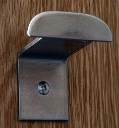 Contemporary Bathroom Hooks towel bar / towel rack for kitchen or bathstudioandolina