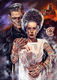 Frankenstein's monsters by Rick-Melton on DeviantArt
