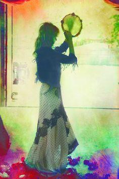 Gypsy Bohemian.